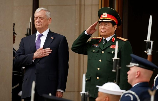 Tàu sân bay Mỹ sẽ đến thăm Việt Nam vào năm sau - ảnh 1