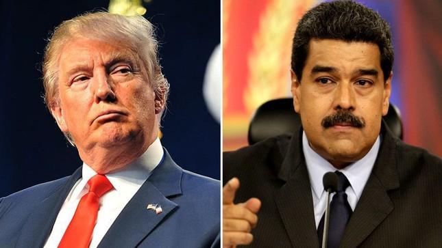 Mỹ thông qua lệnh trừng phạt đối với Venezuela - ảnh 1