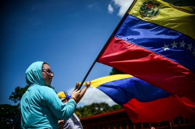 Phe đối lập tại Venezuela phản đối lời đe dọa của Mỹ - ảnh 1
