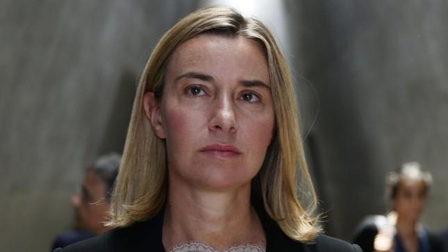 EU quan ngại về căng thẳng trên bán đảo Triều Tiên - ảnh 1