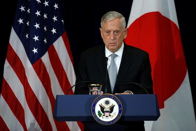 Mỹ giảm quân tập trận vì