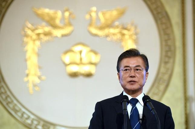 Tổng thống Hàn Quốc: Tập trận không làm tăng căng thẳng - ảnh 1