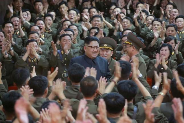 Các chuyến hàng của Triều Tiên đến Syria đã bị chặn lại - ảnh 1