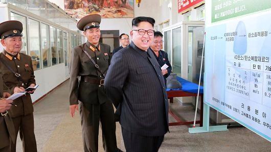 Triều Tiên tiết lộ kế hoạch cho tên lửa mới - ảnh 2
