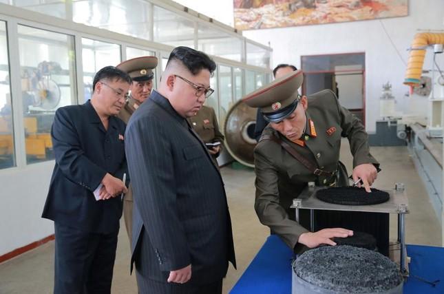 Triều Tiên tiết lộ kế hoạch cho tên lửa mới - ảnh 3