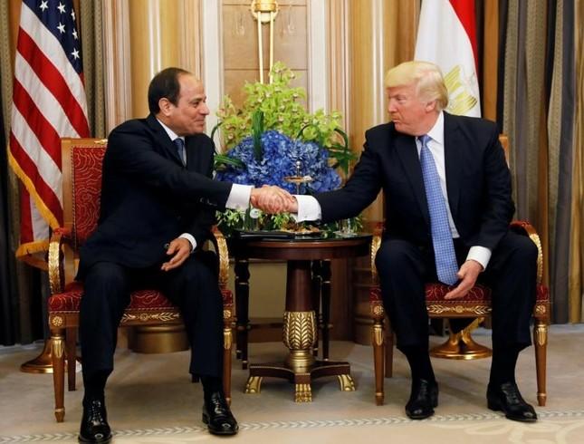 Vừa từ chối viện trợ, Mỹ lại bất ngờ tỏ thái độ thiện chí với Ai Cập - ảnh 1
