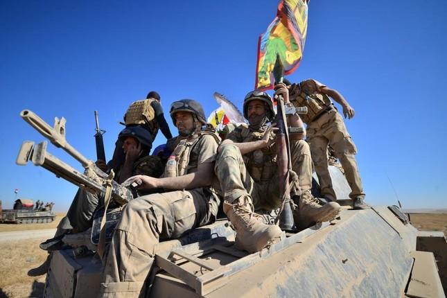 Iraq đánh bật IS khỏi thành phố Tal Afar - ảnh 1