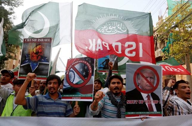 Pakistan phản ứng gay gắt vì phát biểu của Donald Trump - ảnh 1