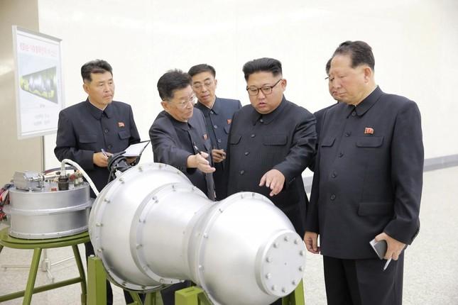 Triều Tiên tuyên bố đã phát triển vũ khí hạt nhân mới - ảnh 1