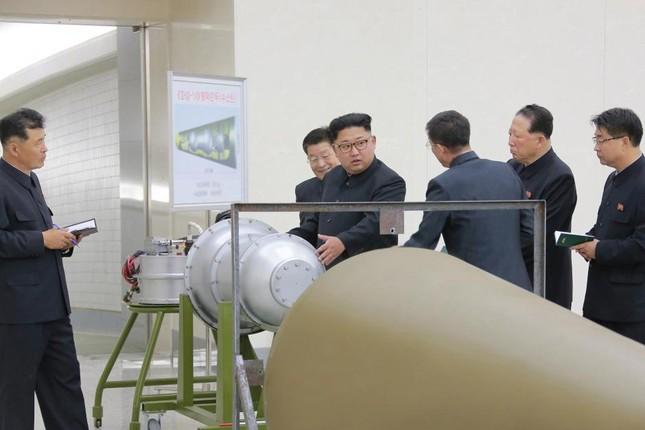 Triều Tiên tuyên bố đã phát triển vũ khí hạt nhân mới - ảnh 2