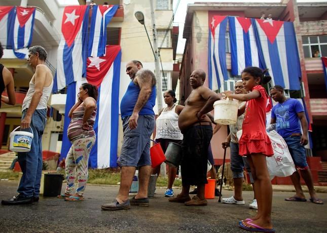 Ít nhất 10 người Cuba thiệt mạng do bão Irma - ảnh 1
