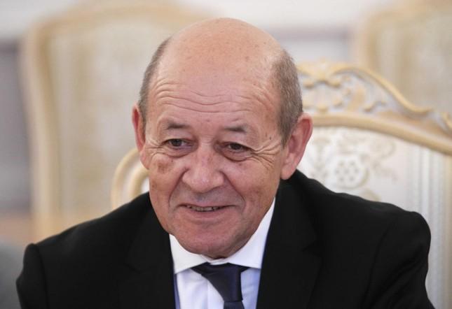 Pháp cảnh báo trừng phạt Venezuela nếu không tham gia đàm phán - ảnh 1