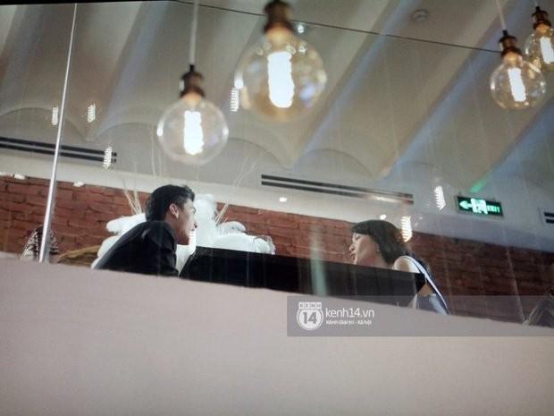 Hạ Vi bị bắt gặp hẹn hò cùng Huỳnh Anh  - ảnh 2