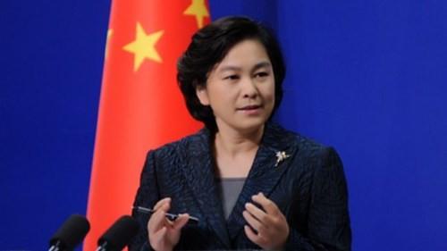 Trung Quốc kêu gọi giải quyết hòa bình đối với căng thẳng Triều Tiên - ảnh 1