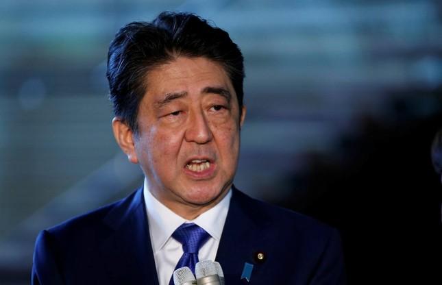Thủ tướng Nhật yêu cầu Liên Hợp Quốc mạnh tay hơn với Triều Tiên - ảnh 1
