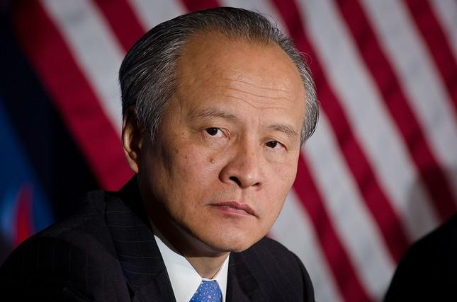 Đại sứ Trung Quốc tại Washington: Mỹ nên chấm dứt đe dọa Triều Tiên - ảnh 1