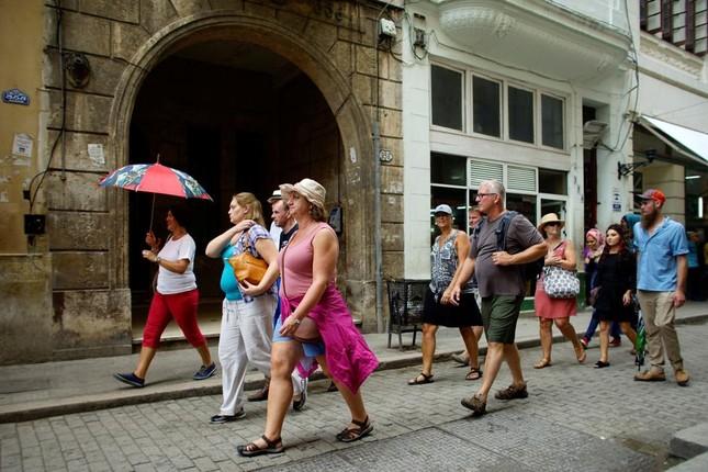 Mỹ cảnh báo người dân tới Havana, Cuba lo sợ tổn thất - ảnh 1