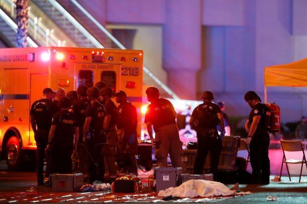 Xả súng tại Las Vegas, ít nhất 20 người thiệt mạng - ảnh 1