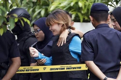 Đoàn Thị Hương khẳng định vô tội trong phiên tranh tụng đầu tiên tại Malaysia - ảnh 1