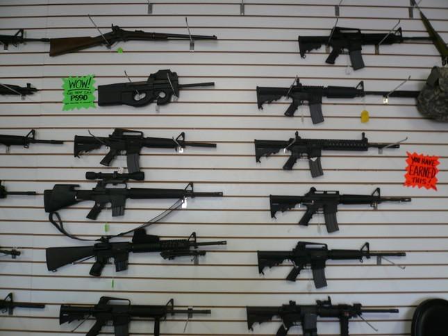 Số người Mỹ bị giết bởi súng nhiều hơn bởi các cuộc chiến tranh - ảnh 1