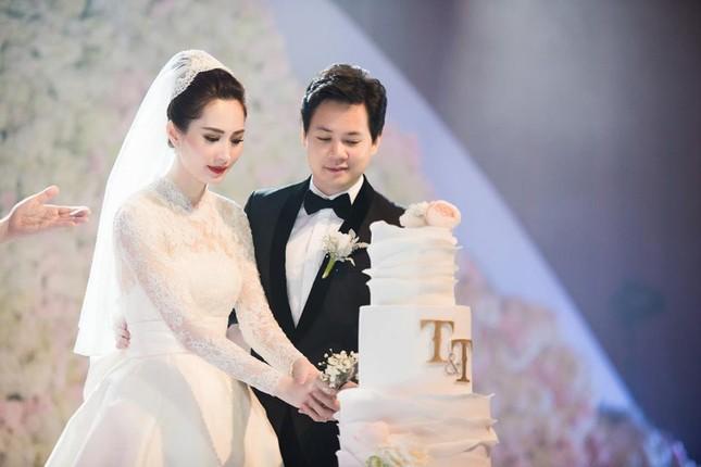Toàn cảnh đám cưới đẹp như mơ của Hoa hậu Đặng Thu Thảo - ảnh 3