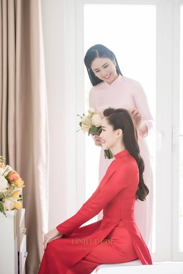 Đặng Thu Thảo và Ngọc Hân: Tình bạn đẹp giữa 2 nàng hậu - ảnh 2