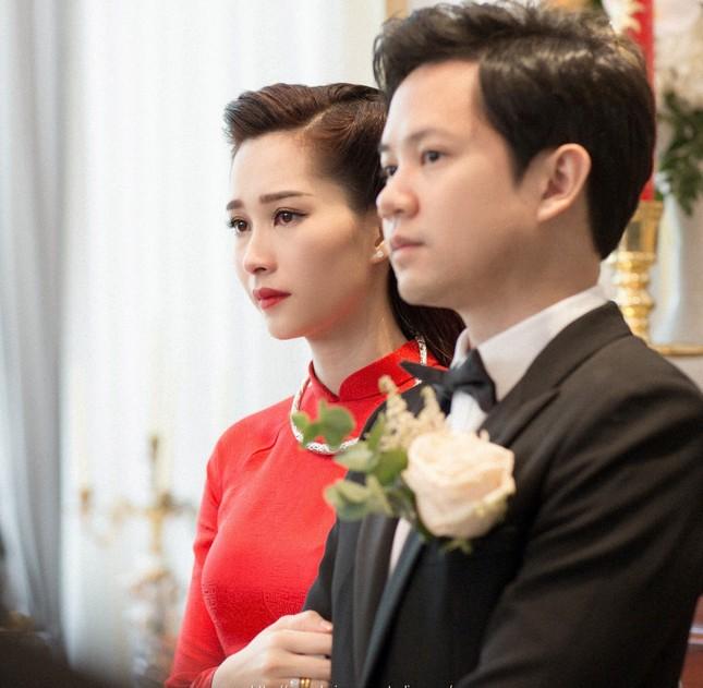 Toàn cảnh đám cưới đẹp như mơ của Hoa hậu Đặng Thu Thảo - ảnh 2