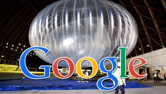 Google cung cấp dịch vụ di động cho Puerto Rico bằng khinh khí cầu - ảnh 1
