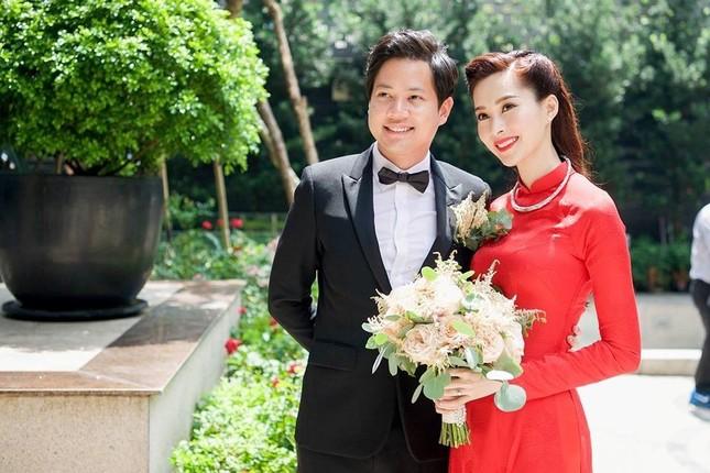 Toàn cảnh đám cưới đẹp như mơ của Hoa hậu Đặng Thu Thảo - ảnh 1
