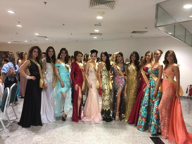 Miss Grand 2017: 80 người đẹp đọ sắc với trang phục dạ hội - ảnh 3