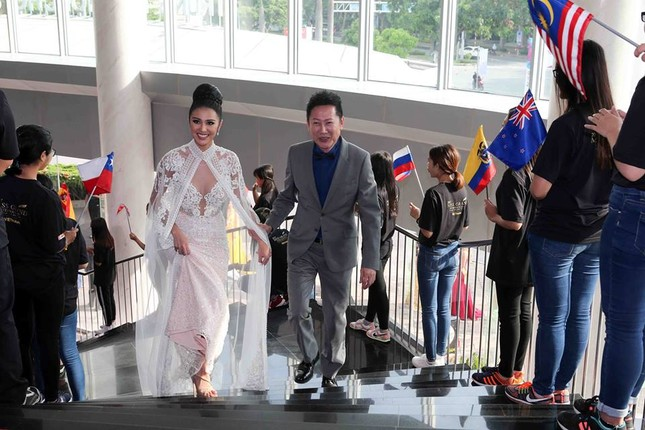 Miss Grand 2017: 80 người đẹp đọ sắc với trang phục dạ hội - ảnh 9