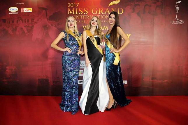 Miss Grand 2017: 80 người đẹp đọ sắc với trang phục dạ hội - ảnh 4
