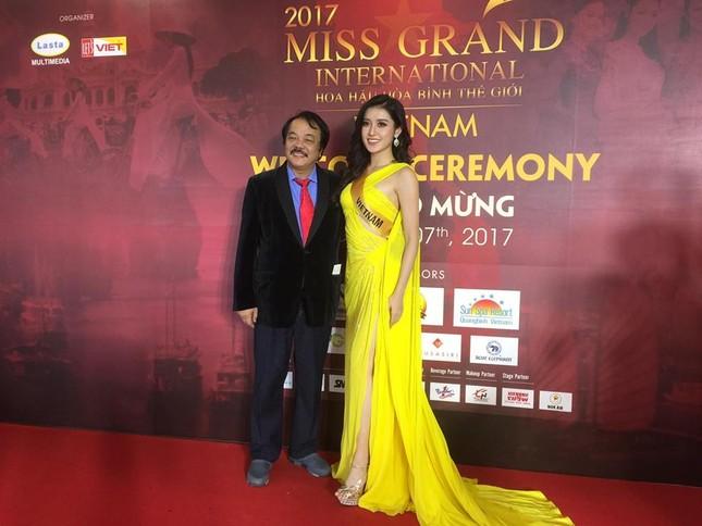 Miss Grand 2017: 80 người đẹp đọ sắc với trang phục dạ hội - ảnh 1