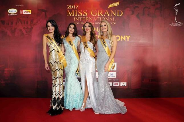 Miss Grand 2017: 80 người đẹp đọ sắc với trang phục dạ hội - ảnh 5