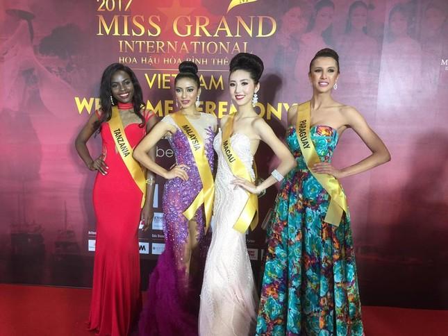 Miss Grand 2017: 80 người đẹp đọ sắc với trang phục dạ hội - ảnh 8