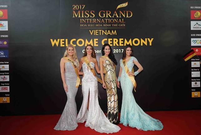 Miss Grand 2017: 80 người đẹp đọ sắc với trang phục dạ hội - ảnh 7