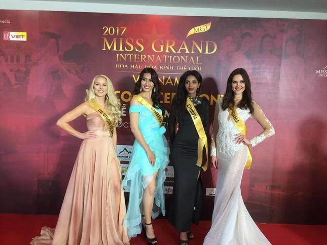 Miss Grand 2017: 80 người đẹp đọ sắc với trang phục dạ hội - ảnh 6