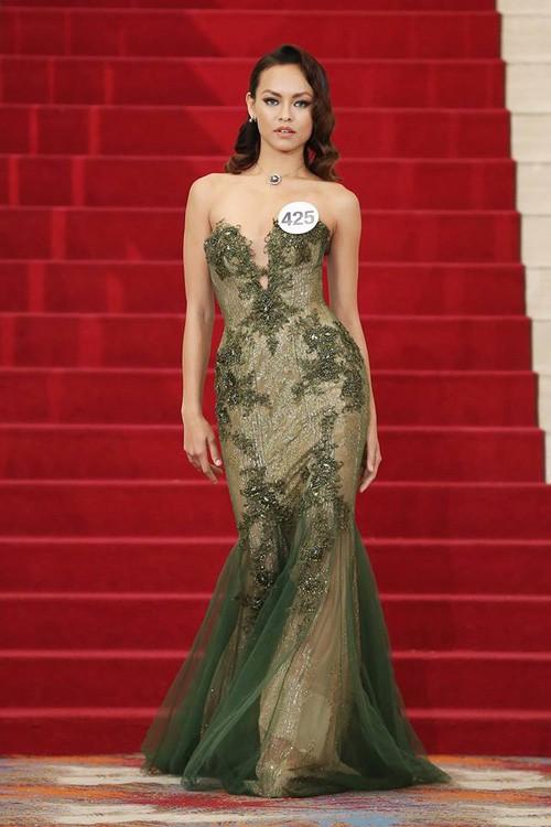 Hoa hậu Hoàn vũ Việt Nam 2017: Mai Ngô bị chỉ trích vì 'thái độ khác người' - ảnh 3