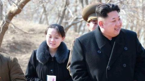 Chân dung em gái quyền lực của Kim Jong-un - ảnh 2
