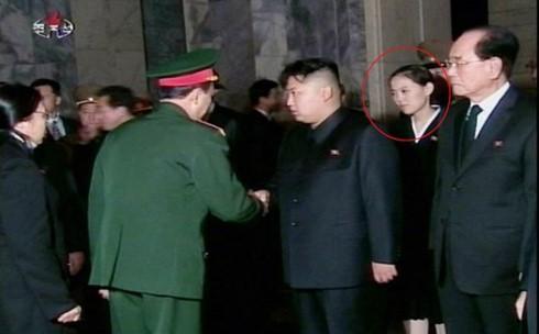 Chân dung em gái quyền lực của Kim Jong-un - ảnh 1