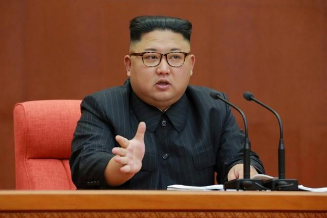 Kim Jong-un tự ca ngợi chương trình hạt nhân của Triều Tiên - ảnh 1