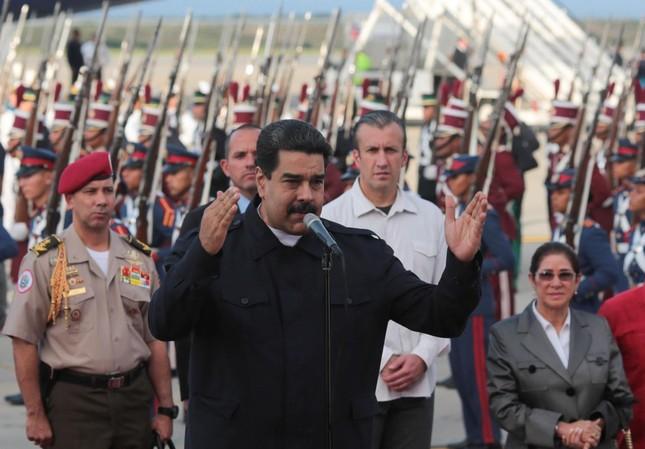 Tổng thống Venezuela: Chỉ trích của Trump làm tôi thêm nổi tiếng - ảnh 1