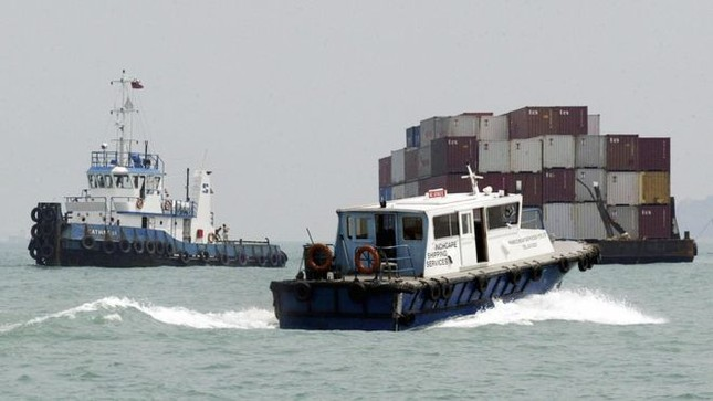 Vận chuyển 'hàng cấm' cho Triều Tiên, 4 tàu bị ban lệnh cấm toàn cầu - ảnh 1