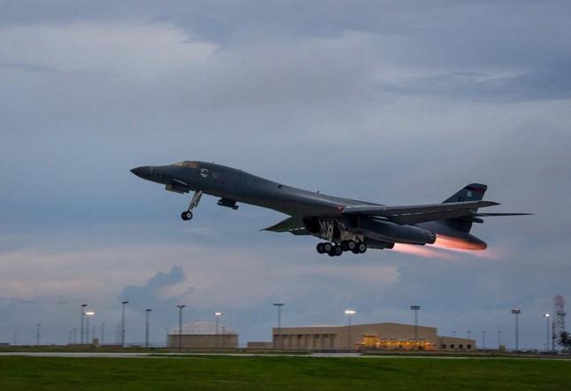 Mỹ điều máy bay ném bom đúng ngày Triều Tiên kỷ niệm thành lập Đảng - ảnh 1
