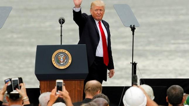Tổng thống Trump có thể ghé thăm khu phi quân sự giữa Hàn Quốc – Triều Tiên - ảnh 1