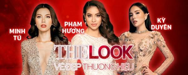 Phạm Hương, Kỳ Duyên, Minh Tú sẽ cùng 'đối đầu' tại The Look - ảnh 1