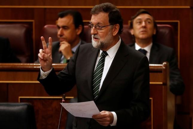 Tây Ban Nha dự định tổ chức bầu cử để giải quyết vấn đề Catalan - ảnh 1