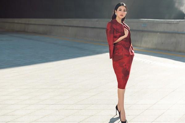 Mỹ nhân Việt nổi bật tại Seoul Fashion Week 2017 - ảnh 3