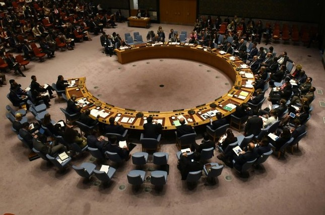 Liên hợp quốc bỏ phiếu về việc mở rộng điều tra Syria - ảnh 1