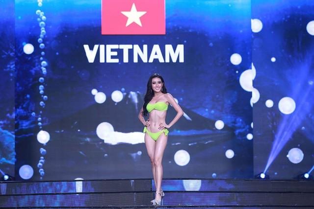Trượt top 5 Hoa hậu Hòa bình Thế giới, Huyền My bất ngờ xin lỗi người hâm mộ - ảnh 2